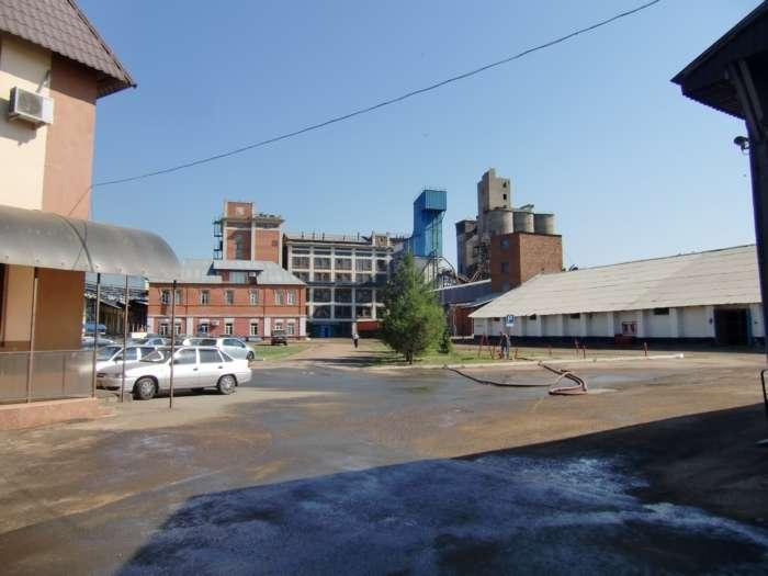 здание хлебобулочного завода